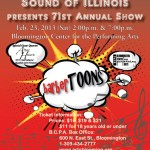 71st Annual Show Flyer