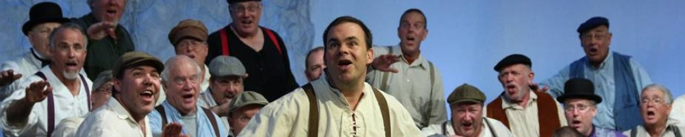 An a cappella revival – Bloomington hosts Illinois District barbershoppers